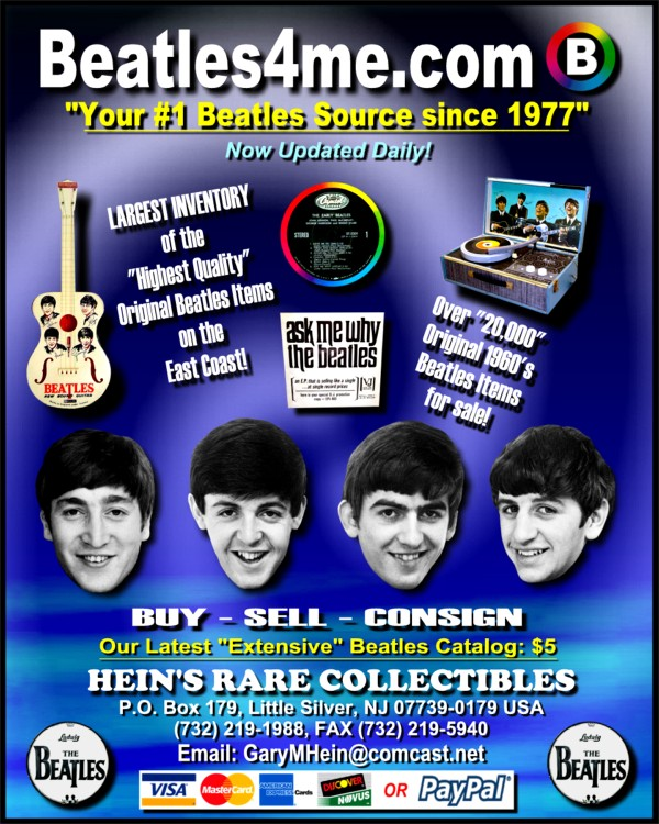 Beatles Yellow Submarine Collectables